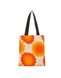 Tote bag flowers